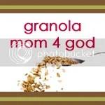 Granola Mom 4 God