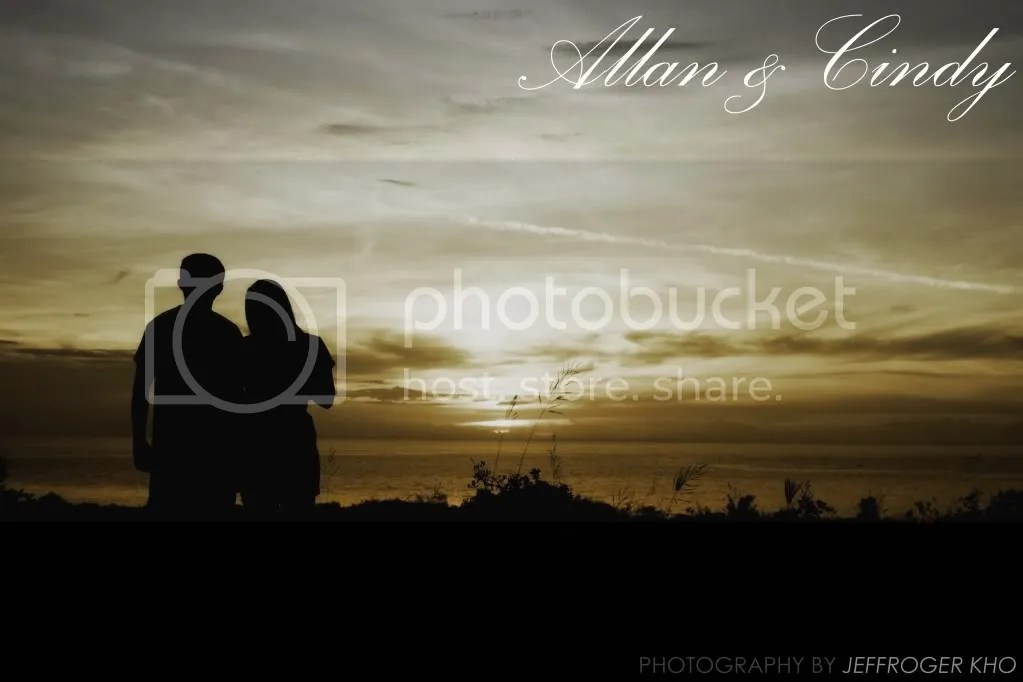 Allan and Cindy Prenup Engagement Photography