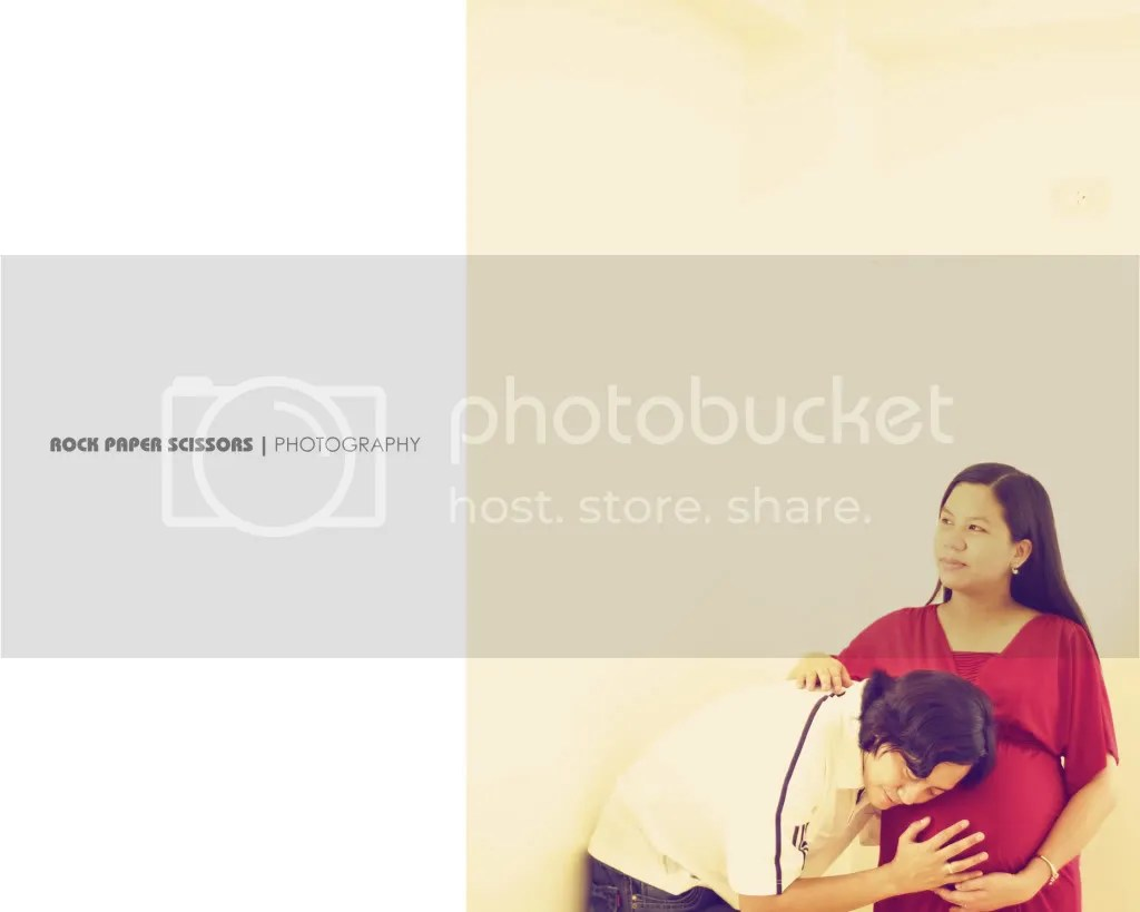 maternity portrait,cebu,philippines,jeffroger kho,rock paper scissors