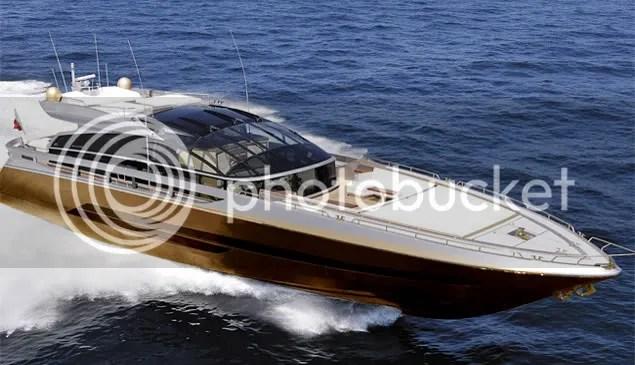 Yacht termewah di dunia