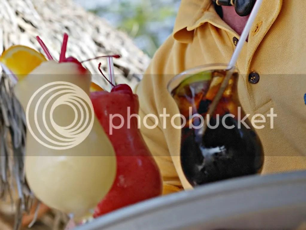 Timeshare Relief - Timeshare Resort Drinks