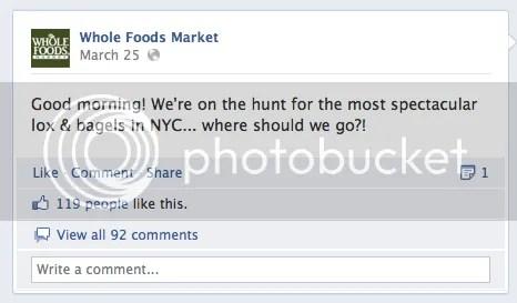 whole foods FB