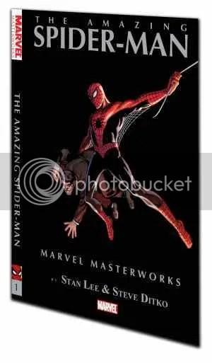 Marvel Masterworks - Spider-Man Vol.1 (Paperback)