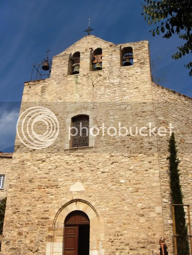 Le Castellet Chapel