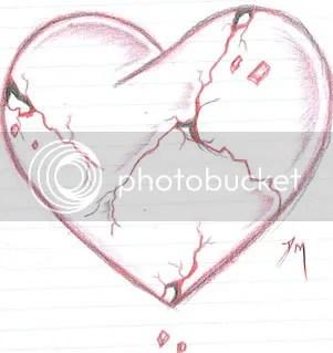 Broken Heart, Mended Heart photo: my last break hearts-3.jpg