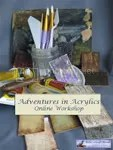 Billie's Craft Room - Adventures in Acrylics
