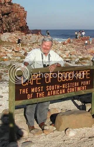 Bob at Cape