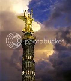 Statue in Berlin, Germany