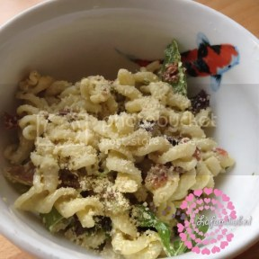 koude pasta salade