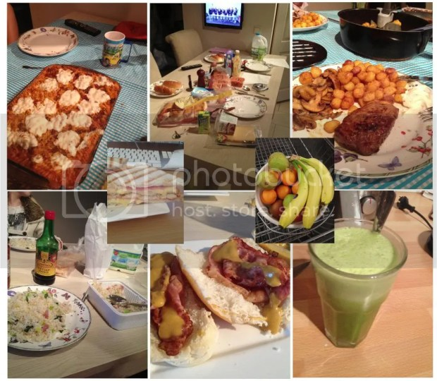 gegeten week 2