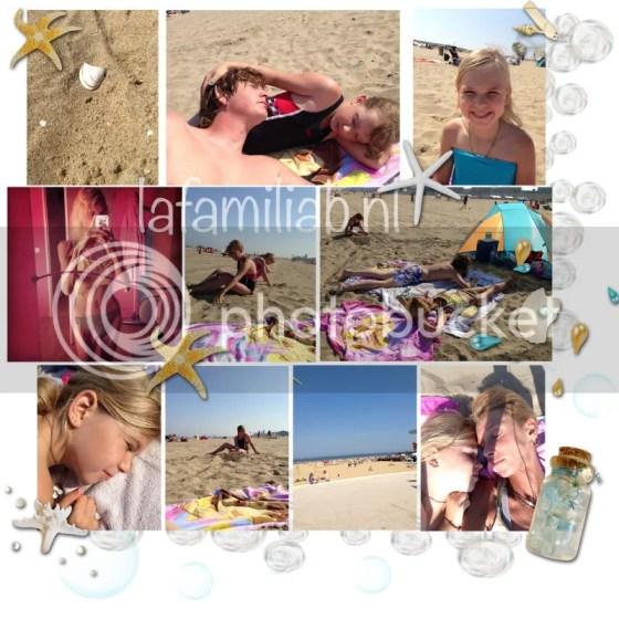 la familia b at de beach