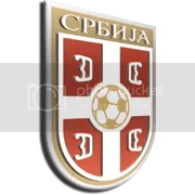 Serbian maajoukkueen logo