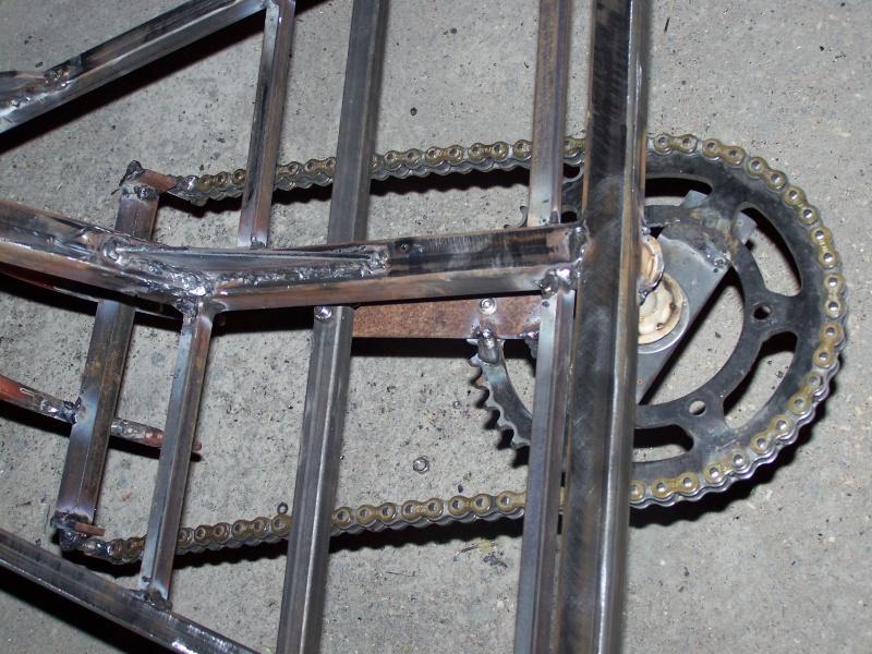 Fabrication Dun Vlo Triporteur
