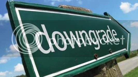 Kết quả hình ảnh cho downgrade rights