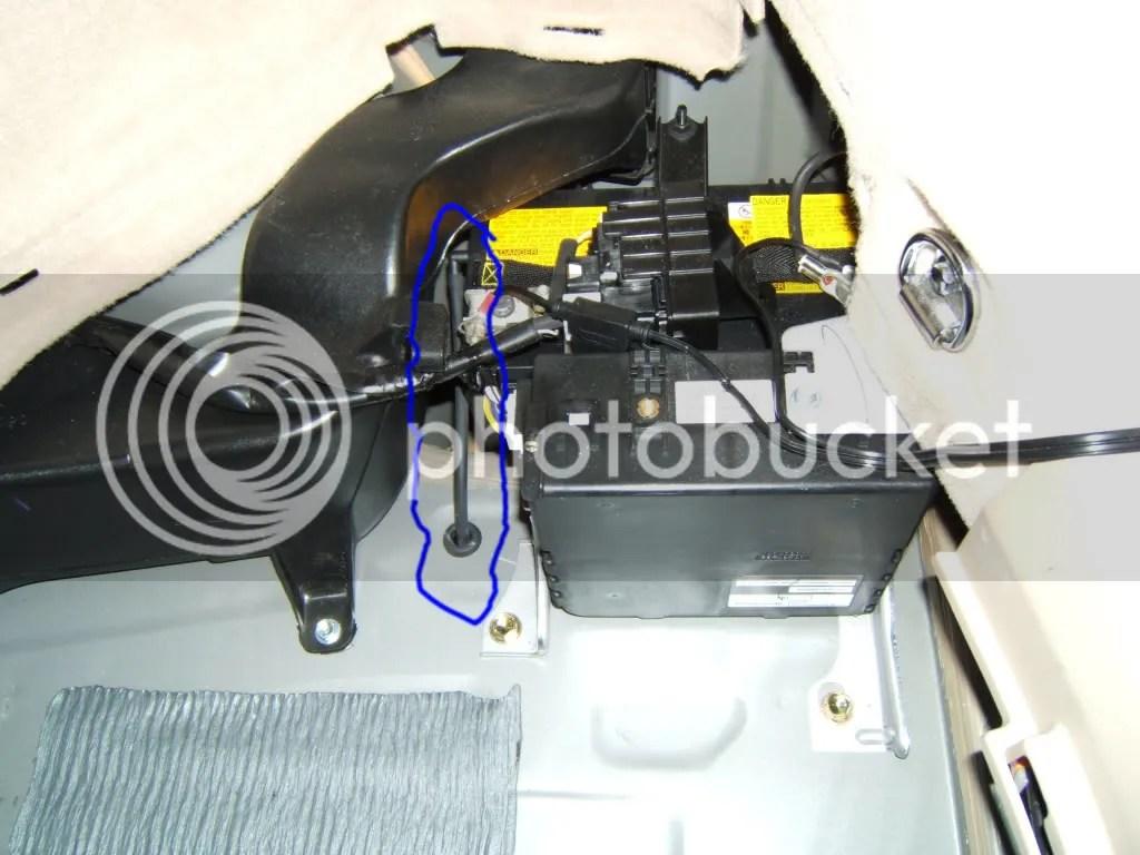 2007 Toyota Prius Engine Diagram Vent