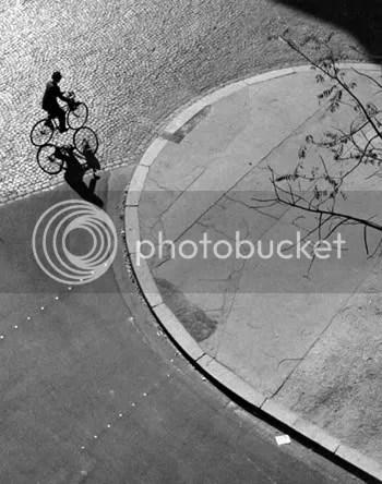 Man On Bicycle, André Kertész