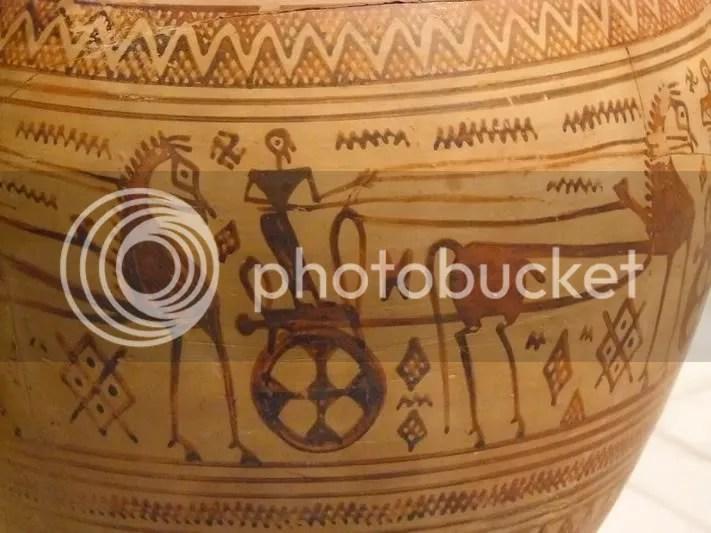 Amphora Detail