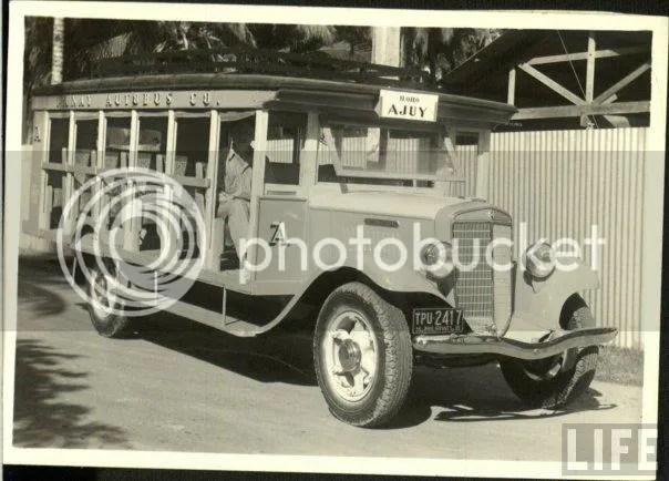 Vintage Jeepney