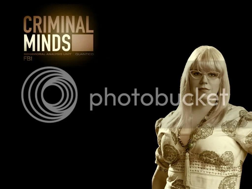 Criminal Minds - Garcia - Sepia set