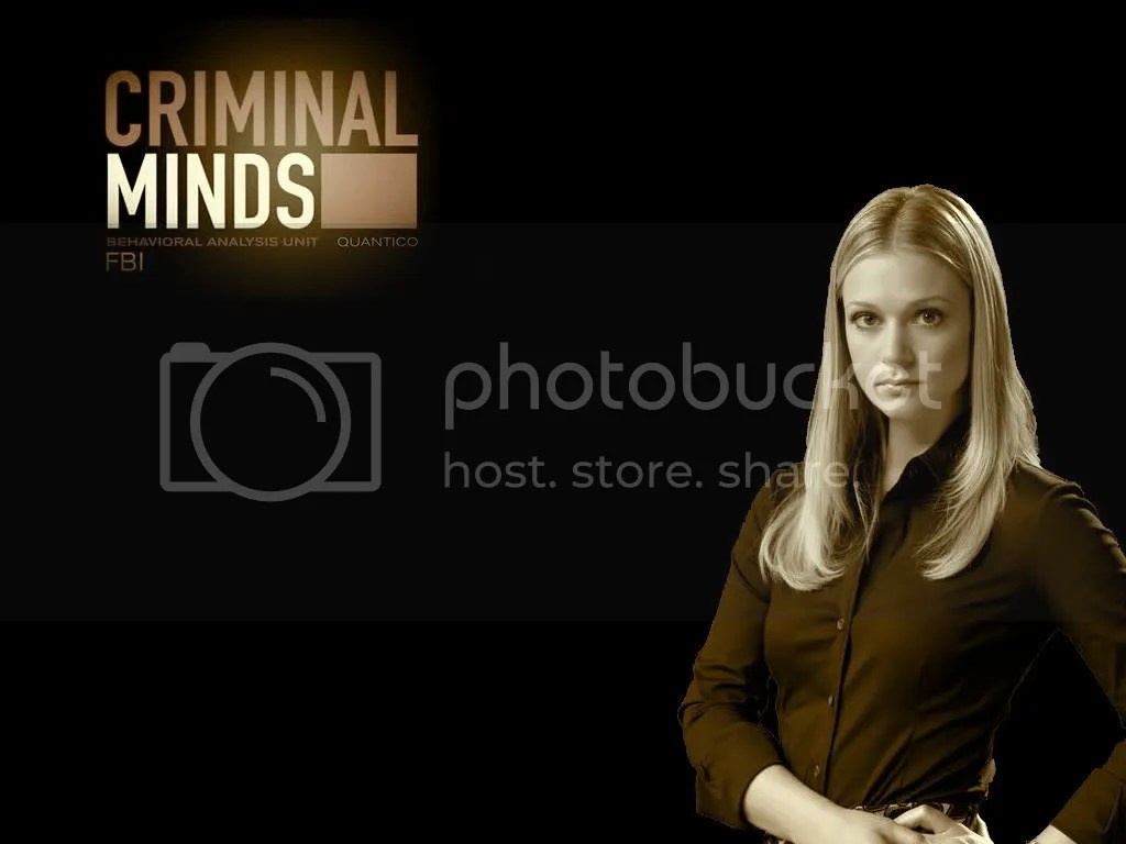 Criminal Minds - JJ - Sepia set