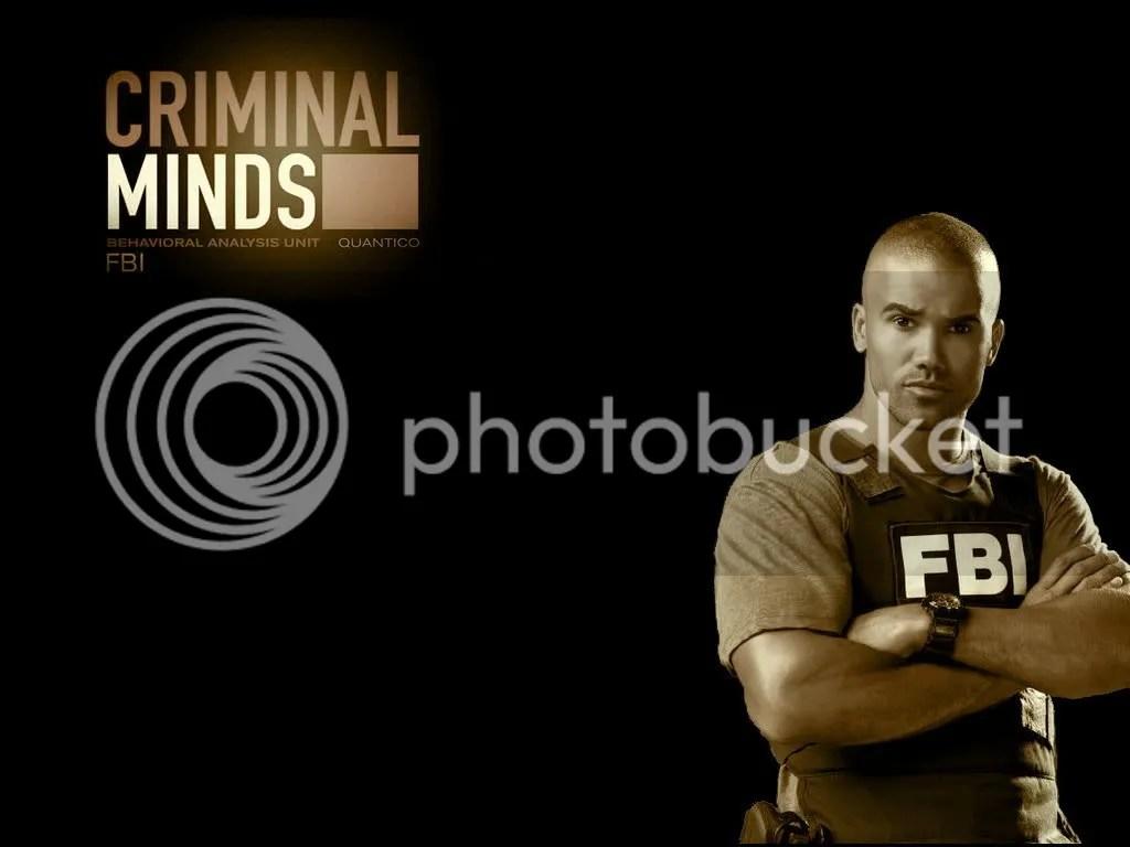 Criminal Minds - Morgan - Sepia set