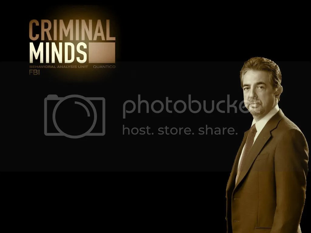 Criminal Minds - Rossi - Sepia set
