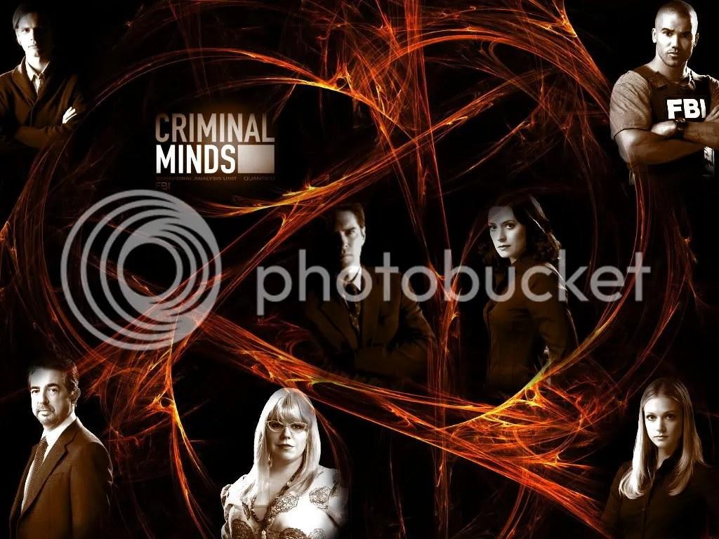 Criminal Minds - Team Heart