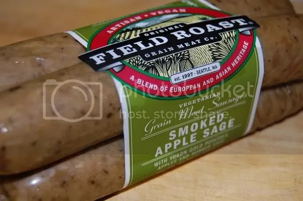 Smoked Apple Sage Grain Meat Sausage