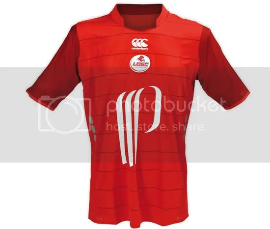 Lille OSC Canterbury 09/10 Home Jersey