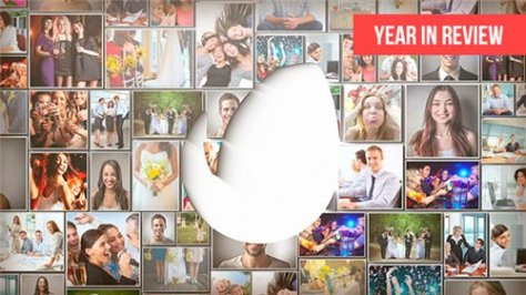 Year in Review - After Effects Project (Videohive)