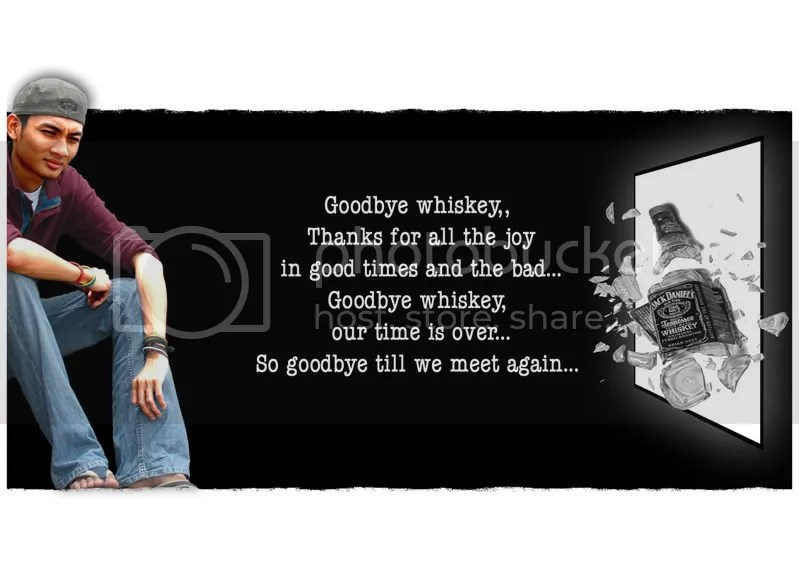 Goodbye Whiskey