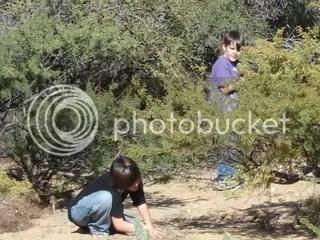 Grant ambushes Ethan