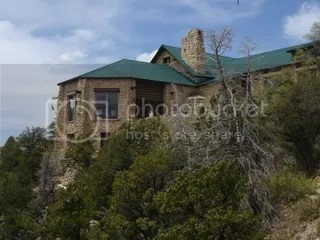 the Lodge at the North Rim