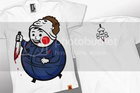 big kid, Michael Myers, Halloween, Johnny Cupcakes