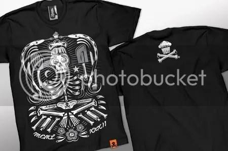 Skeleton, Halloween, skull, Johnny Cupcakes