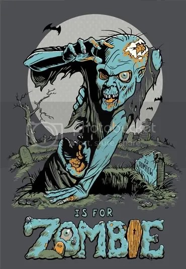 zombie, Teefury