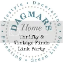 Dagmar's Home Thrifty and Vintage Finds link party