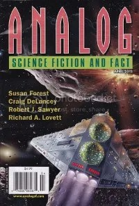 Cover - Analog Magazine