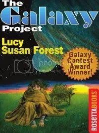 "The cover of the Galaxy Project for ""Lucy"""