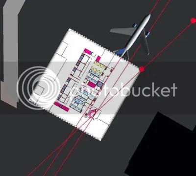 WTC Floor 81 impact
