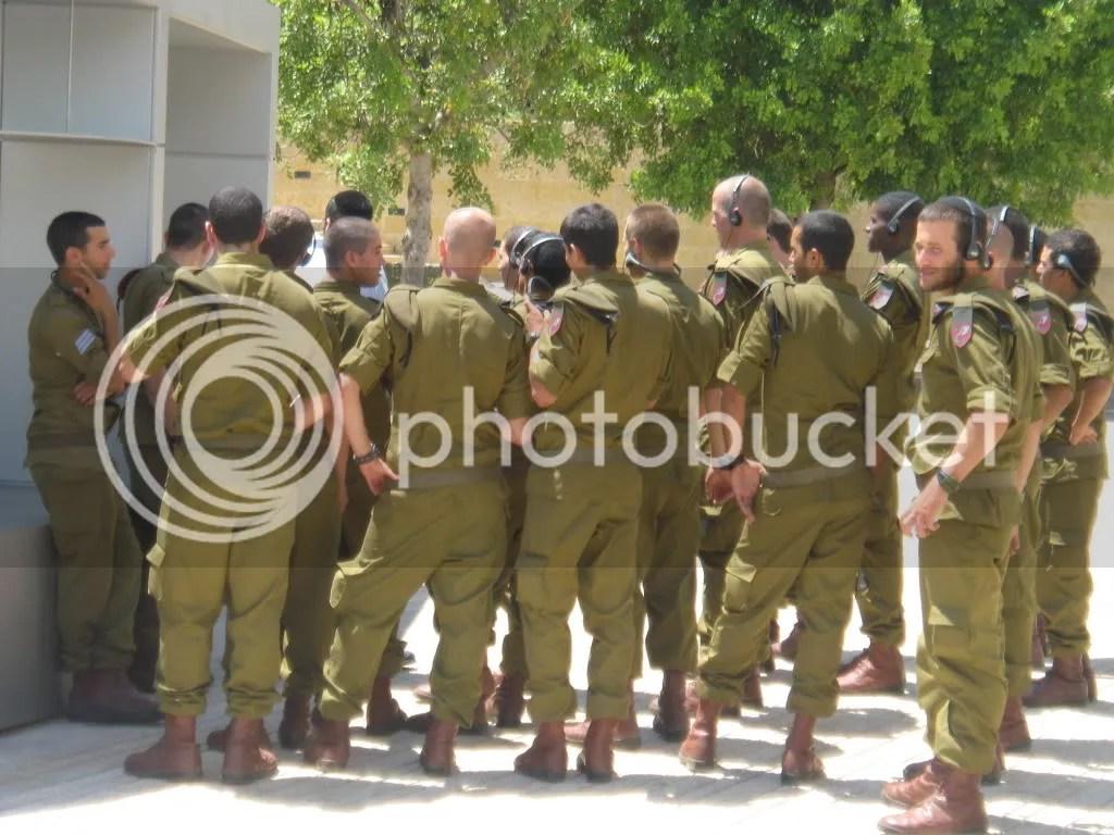 IDF at Yad Vashem