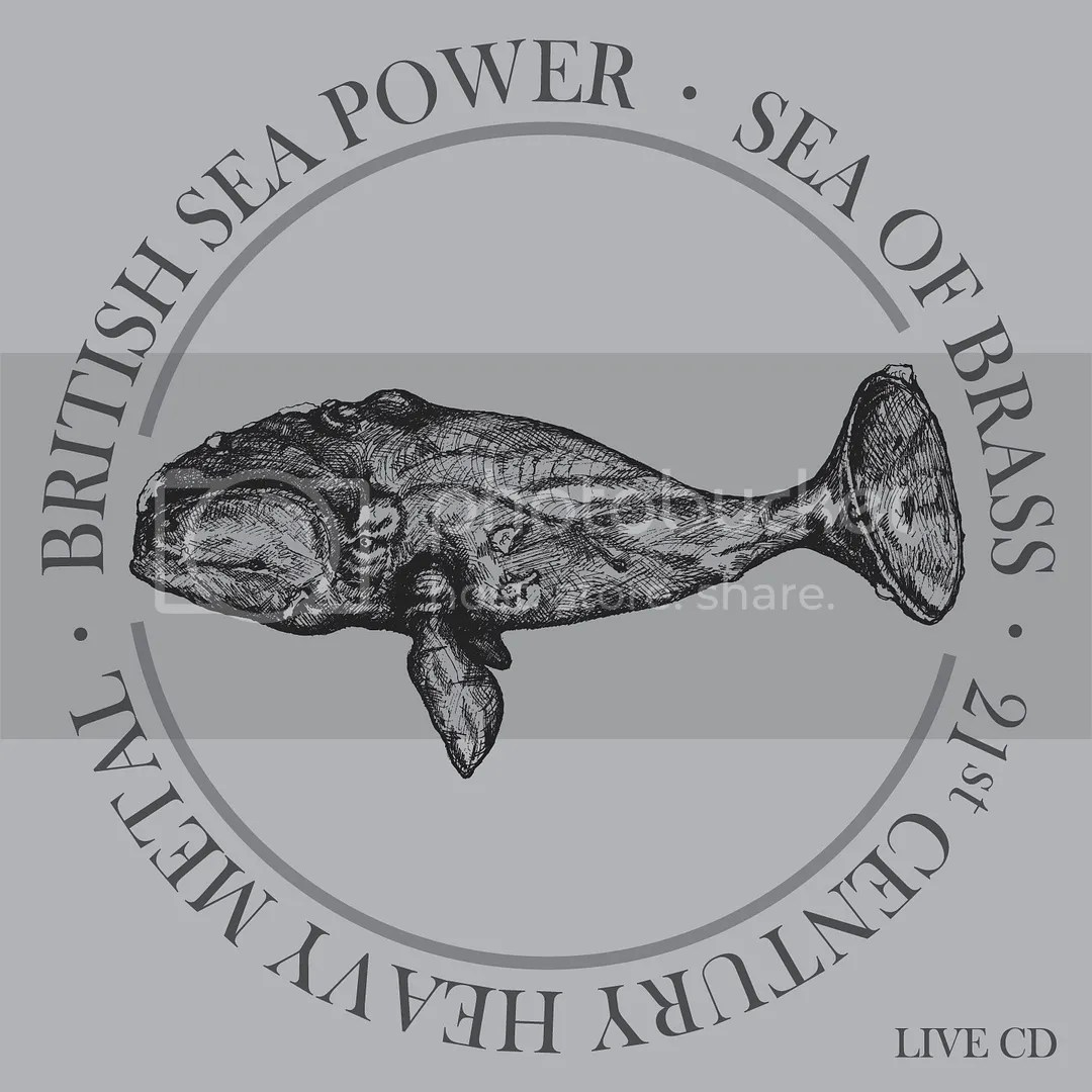 Behind The Cover British Sea Power S Sea Of Brass