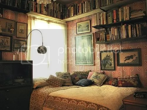 Bed and a Book… or Two… Hundred   Classical Bookworm