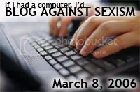 March 8: Blog Against Sexism Day