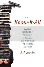 A.J. Jacobs: Know-It-All