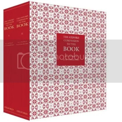 The Oxford Companion to the Book