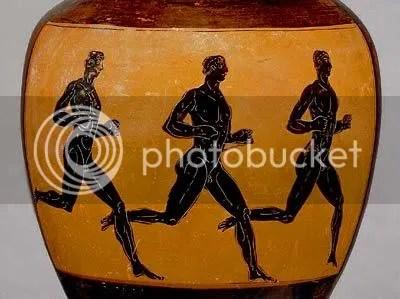 Panathenaic amphora, 333 BC