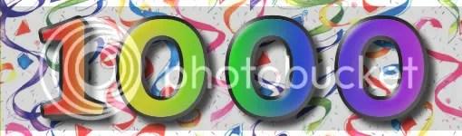 1000th post!