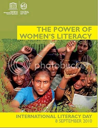 International Literacy Day 2010