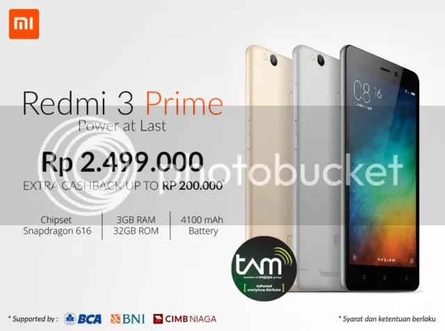 Xiaomi Redmi 3 Prime erafone